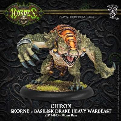 Skorne Heavy Warbeast Chiron (plastic)