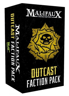 Malifaux (M3E): Outcast Faction Pack