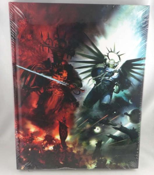Warhammer 40.000 INDOMITUS Regelbuch (2020) limited