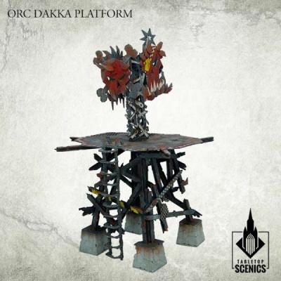 Orc Dakka Platform