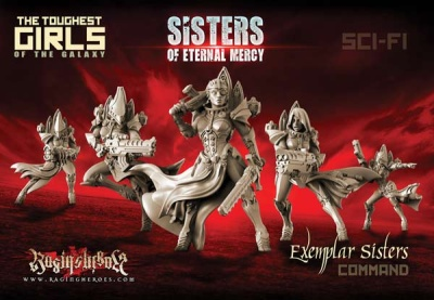 Exemplar Sisters - COMMAND Group (SoEM - SF)