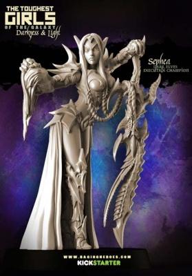 Sephea, Executrix Champion (DE - F/SF)