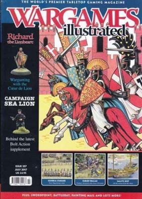 Wargames Illustrated Nr 357