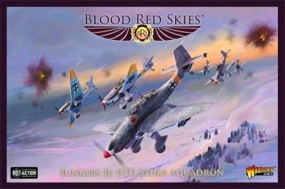 Ju 87D Stuka squadron