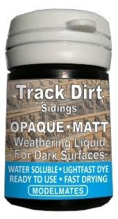 Track Dirt - Sidings