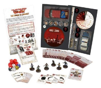 The Walking Dead: Prelude To Woodbury Solo Starter Set