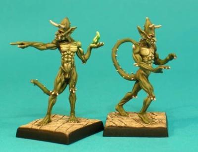 Barbed Devils (2)