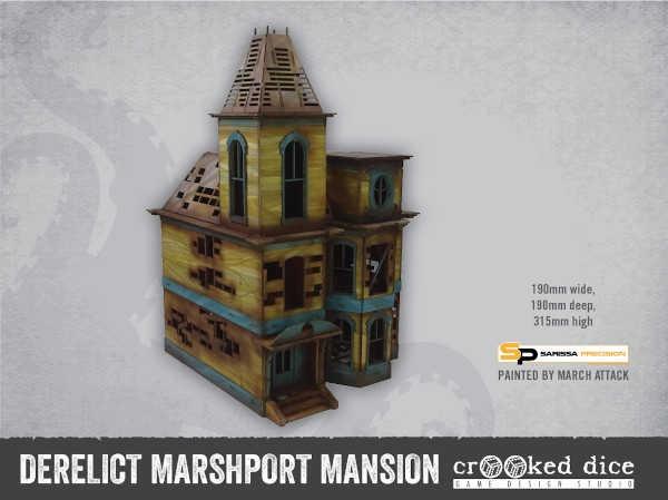 Derelict Marshport Mansion