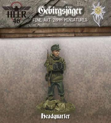 Gebirgsjäger HQ (2)