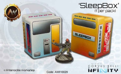 Sleep Box (OOP)