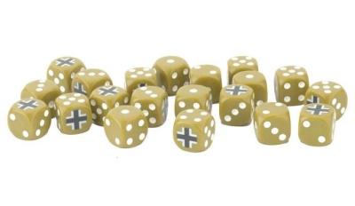 German Dice Set