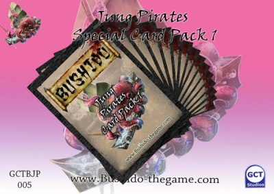 Jung Pirates Special Card Pack 1
