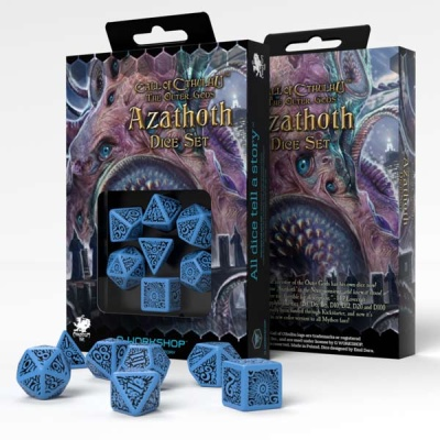 Call of Cthulhu Dice Set - The Outer Gods Azathoth