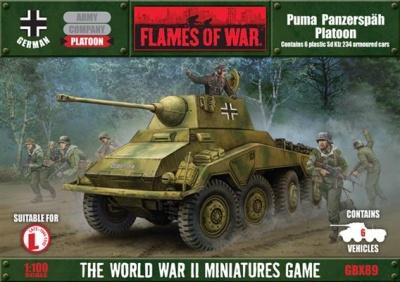 Puma Panzerspäh Platoon (Plastic)