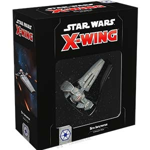 SW: X-Wing 2.Ed. Sith-Infiltrator