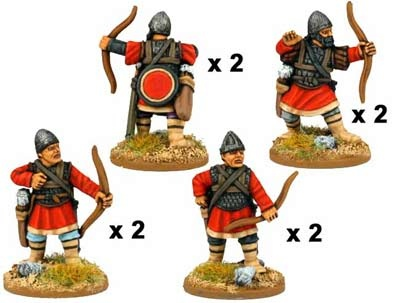 Armoured Archers (8)
