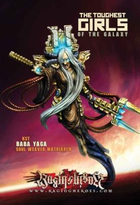 Baba Yaga, Soul Weaver Matriarch (KST)