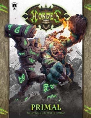 HORDES: Primal Mk3 (hardcover)