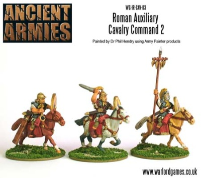 Roman Cavalry CMD with Spears (3)