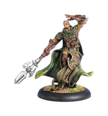 Circle of Orboros Epic Warlock Krueger the Stormlord