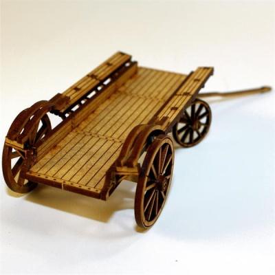 Flat Bed/ Ox Wagon