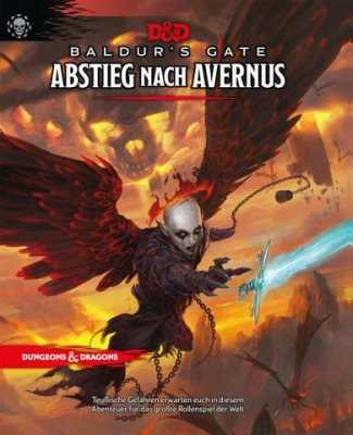 D&D: Abstieg nach Avernus