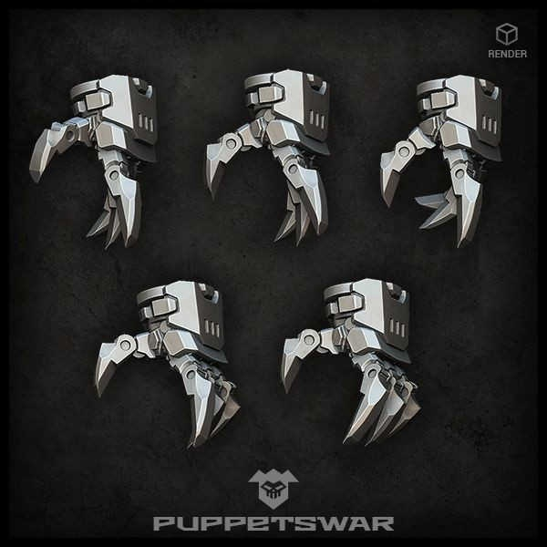 Power Claws (left) (5)