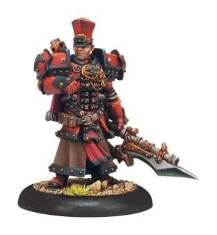 Khador Warcaster Kommandant Irusk - 2009