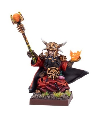 Abyssal Dwarf Iron-caster