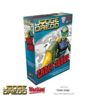 Judge Dredd: Cadet Judge
