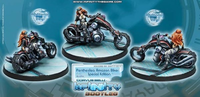 Penthesilea, Amazon Warrioress, Special Edition (OOP)