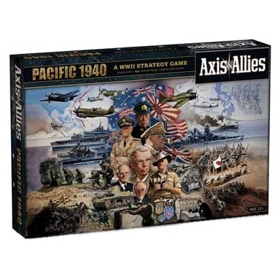 Axis & Allies Pacific 1940 engl. 2nd