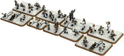 Jääkari Tank-Hunter Platoon (Winter)