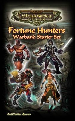 ShadowSea Fortune Hunters Warband Starter Set