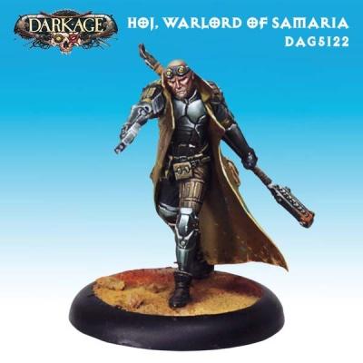 Hoj, Warlord of Samaria (Resculpt) (1)