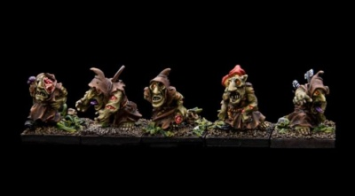Drakskull's Menace Zomblins
