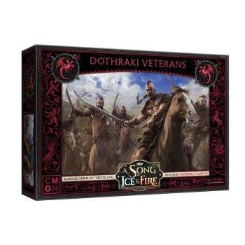 A Song Of Ice And Fire - Targaryen Dothraki Veterans - EN