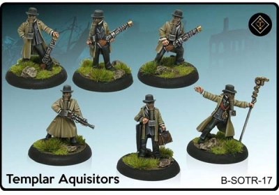Templar Aquisitors (6)