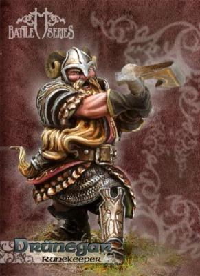 Drunegar Runekeeper