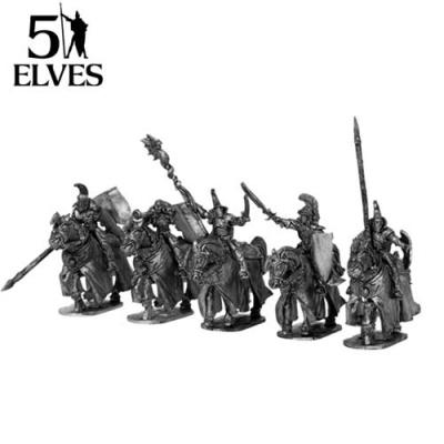 Elven Stormwind Cavalry (5)