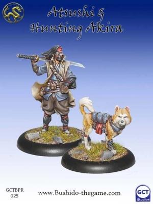 Atsushi & Hunting Akira