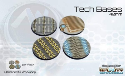 Tech Bases - 40mm round (4)