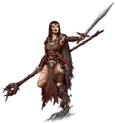 Nuala, Druí of Danu