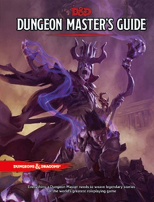 Dungeons & Dragons: Dungeon Master's Guide TRPG (Hardcov