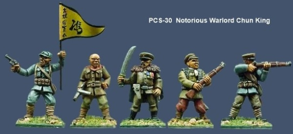 Notorious Warlord Chun King