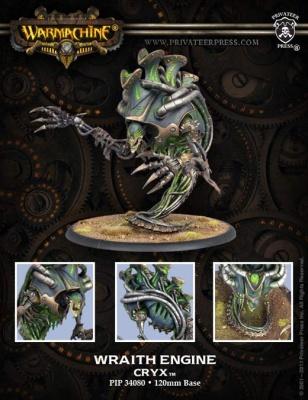 Cryx Wraith Engine