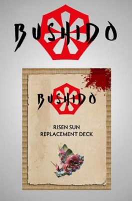 Jung Pirates Risen Sun Replacement Deck