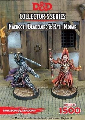 D&D Naergoth Bladelord & Rath Modar