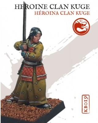 Kuge clan heroine