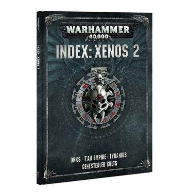 Index: Xenos 2 (englisch)